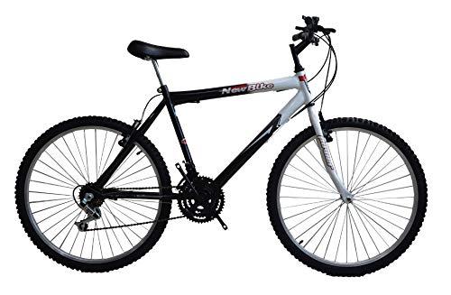 Bicicleta aro 26 18 marchas new bike