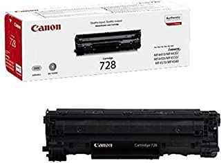 Canon Cartridge 728 Laser Toner Cartridge - Black