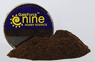 Marsh Blend Static Grass Round GF9 Gale Force Nine