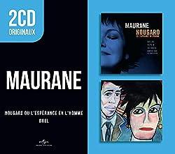 2CD Originaux: Nougaro Ou L'Espérance En L'Homme / Brel