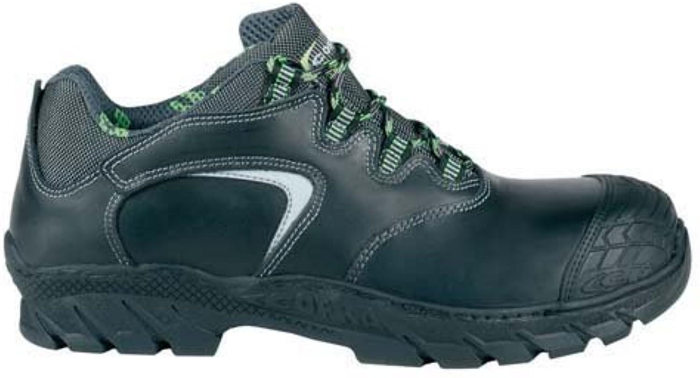 Cofra 17641-000.W47 shoes,  Furka , Size 12, Black - EN safety certified