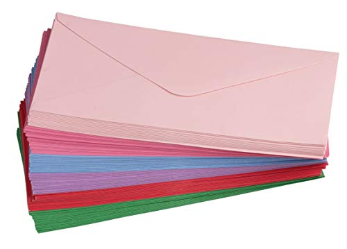 Colored Business Envelopes - 3