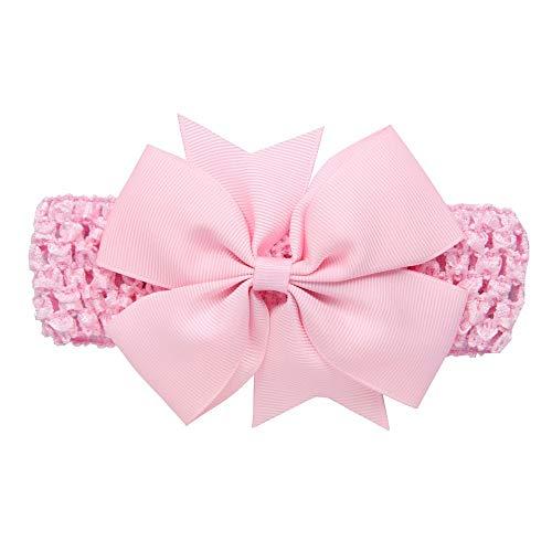 Bébé Fleur Bandeaux Littler Filles Turban Élastique Head Wrap Mode Mignon Photographie Cheveux Accessoires