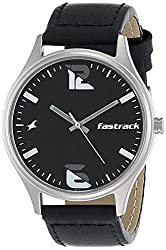 Analog Black Dial Mens Watch-3229SL02