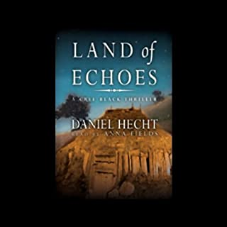 Land of Echoes audiobook cover art
