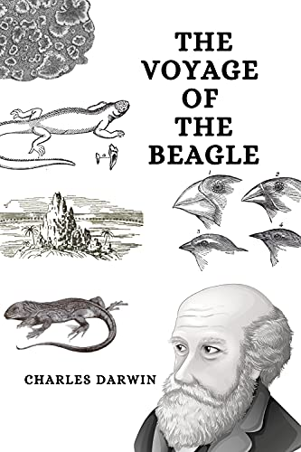 The Voyage of the Beagle: with original illustrations (English Edition)