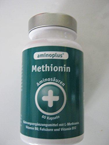 aminoplus Methionin Kapseln, 60 pcs. Capsules