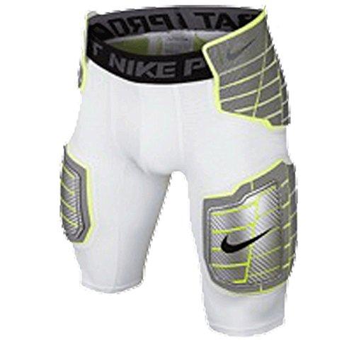 Nike Hyperstrong Hard PLT Plate Short - White - Large