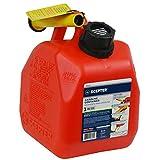 Scepter Fg4g111 Flo N' Go Gas Can, Red, 1 Gallon