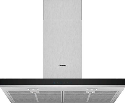 Siemens LC77BHM50 iQ300 Dunstabzugshaube / Wandhaube / 75 cm / Metall-Fettfilter / Elektronische Steuerung / tochControl / Edelstahl