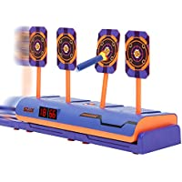 SZJJX Moving Shooting Targets for Nerf Guns