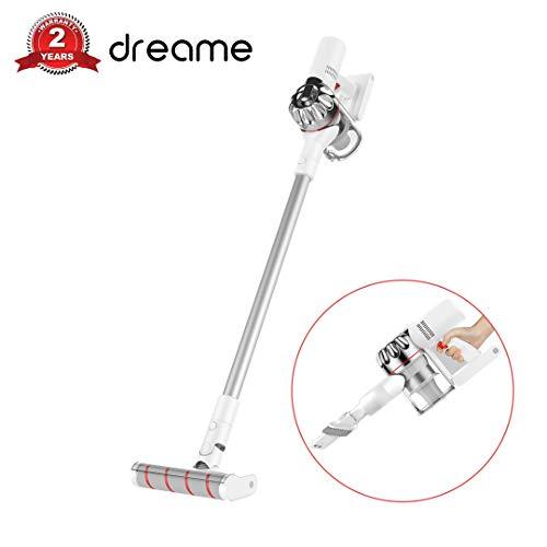 Dreame V9 Pro Aspirador Escoba, Aspirador sin Cable, Aspirador 4 en 1 (Potencia de succión de 20,000 Pa, Autonomía hasta 60 min, Ruido Bajo, Clase energética A++) (Dreame V9 Pro)