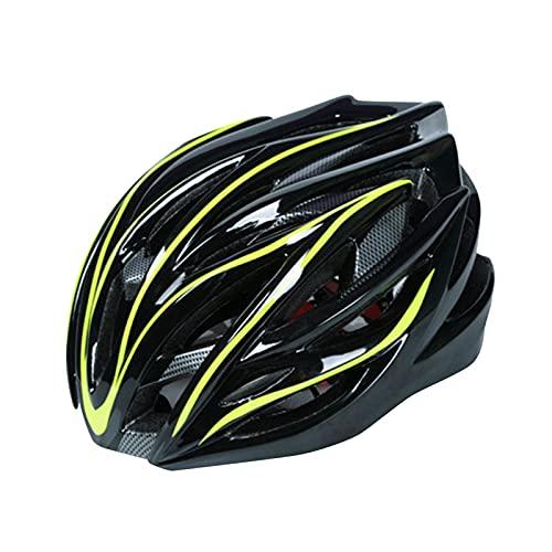 XINMINGREN Erwachsene Fahrradhelm, Fahrradhelm für Erwachsene Männer Frauen Leichter Fahrradhelm Mountain Road Radhelm Verstellbare MTB Helm mit Sonnenschutzkappe für Herren Damen