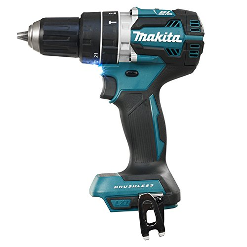 Makita DHP484Z 18V Brushless Li-Ion Perceuse Visseuse à Percussion sans Fil - sans Batterie Ni Chargeur