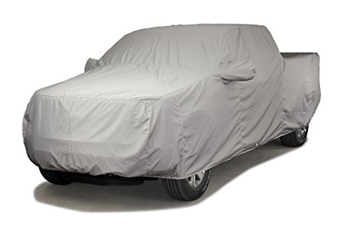 Covercraft Custom Fit Car Cover for Jeep Comanche - WeatherShield HD Series Fabric, Gray