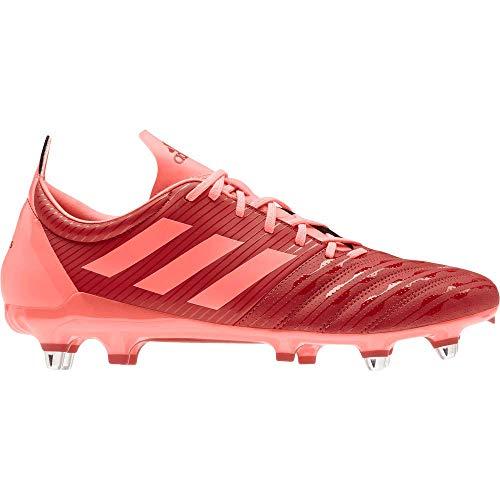Adidas Malice (SG), Zapatillas Deportivas para Hombre, Scarlet/Signal Coral/Signal Coral