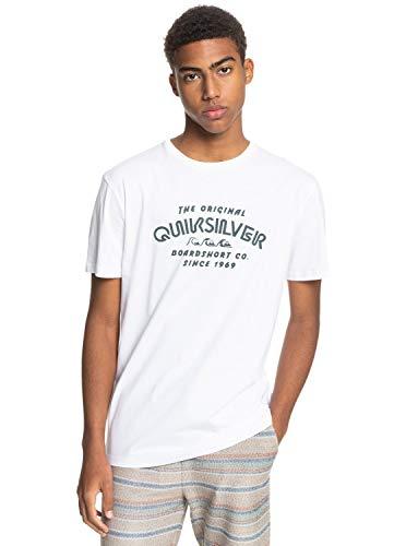 Quiksilver - Wider Mile Camiseta para Adulto
