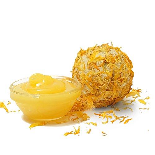 Mara Miel Beurre de bain en forme de miel naturel