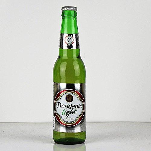 Presidente Bier Light 355ml Cerveza