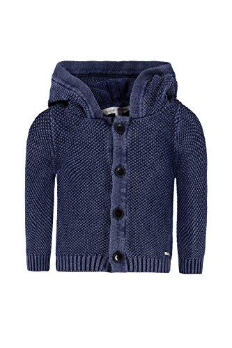 bellybutton Strickjacke Jacke 1/1 Arm blau Unisex