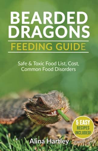Bearded Dragons Feeding Guide