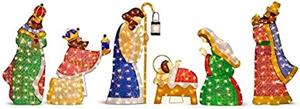 Unique! MARY Christmas Story JOSEPH /& BABY JESUS Costumes fits American Girl