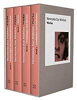 Werke: Im Auftrag der Deutschen Akademie fuer Sprache und Dichtung und der Wuestenrot Stiftung ausgewaehlt und herausgegeben von Ulrich Weinzierl, mit einem Essay von Felicitas Hoppe