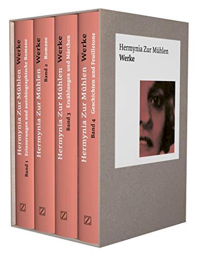 Werke: Im Auftrag der Deutschen Akademie für Sprache und Dichtung und der Wüstenrot Stiftung ausgewählt und herausgegeben von Ulrich Weinzierl, mit einem Essay von Felicitas Hoppe