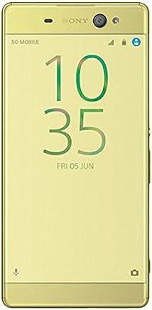 "Sony F3216 Xperia XA Ultra Dual-Oro Smartphone 6"", Cámara 21.5 Mp, 16 GB, 3 GB RAM, Android v6.0.1 Marshmallow, color Oro. Versión Internacional"