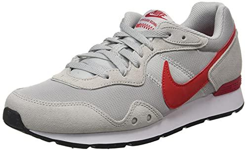 Nike Venture Runner, Scarpe da Corsa Uomo, Grey Fog/University Red-White-Black, 40 EU