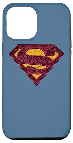 iPhone 12 Pro Max Superman Celtic Shield Case
