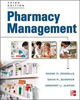 Pharmacy Management: Essentials for All Practice Settings Pharmacy Management