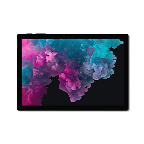 Microsoft Surface Pro 6 Tablet, Processore Core i5, 8 GB di RAM, SSD da 256 GB, Nero