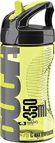 Elite drinkfles Bocia, transparant neongeel, FA003514263