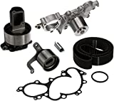 Gates TCKWP240C PowerGrip Premium Timing Belt Component Kit with Water Pump