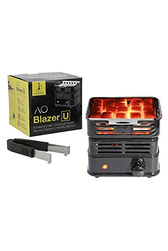 AO® Shisha Blazer U 1000 W | El Super encendedor de carbón.