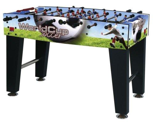 fussballkicker World Cup Hobby II, Table Football – Idéal pour Les Jeunes
