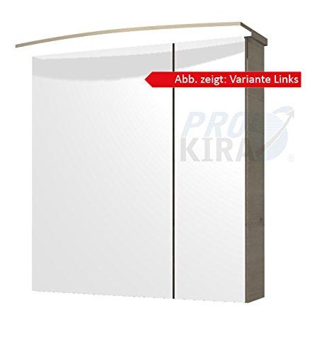 PELIPAL Pineo Spiegelschrank/PN-SPS 19-L/R/Comfort N/B: 65 cm