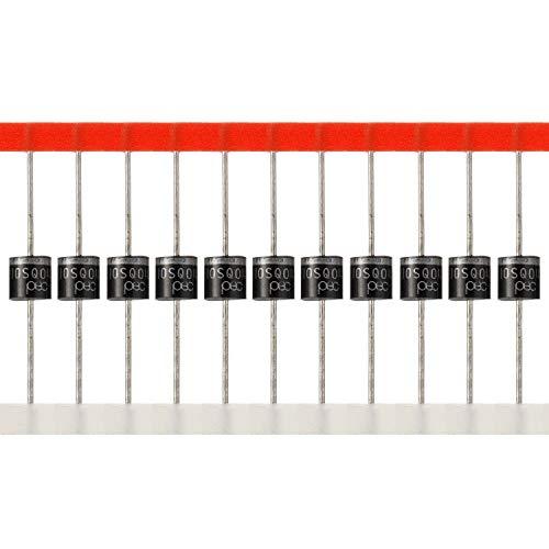 BOJACK schottky dioden 10SQ045 (10A 45V) axial 10SQ045 (10 Amp 45 Volt) für solarpanel serien parallele reflow schutzdiode (Packung mit 20 Stück)