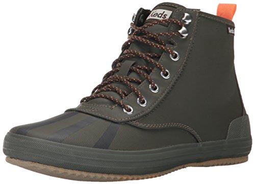 Keds Damen Scout Splash WX Chukka Boots, Grün (Forest), 39 EU