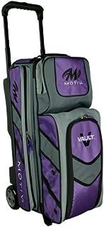 Motiv Vault 3 球滚轴保龄球包 黑色/灰色/紫色