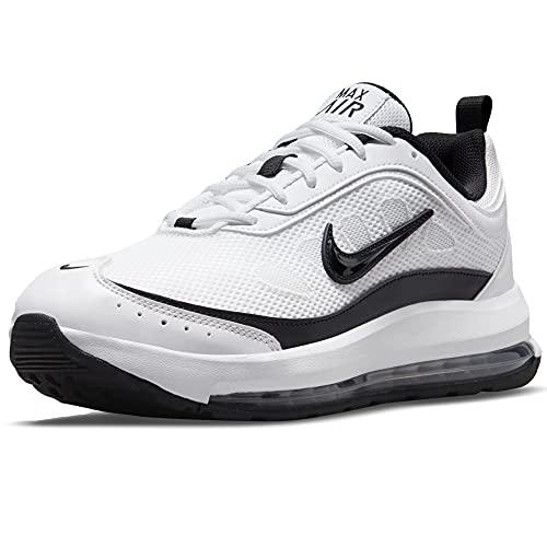 Nike Air Max AP, Scarpe da Corsa Uomo, Bianco Nero, 41 EU