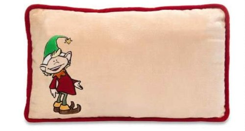Nici Santas Helper, Kissen, 43cm x 25cm, Plüsch