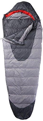 Kelty Cosmic 40F/4C Saco de Dormir, Unisex Adulto, Gris, Large