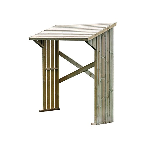 Forest Style 963816 Wood Shelter 180 x 50 cm – 180 x 70 cm