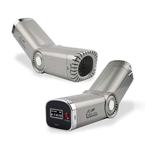 HomeCera 靴乾燥機S200乾燥機ブーツ臭気消臭除湿ウォーマーヒーター Shoe Dryer S200 Dryer Boot Odor Deodorant Dehumidify Warmer Heater (Sliver)