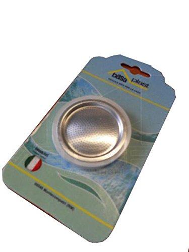 Basaplast - Set de repuesto de filtro y 3 juntas para cafetera ...