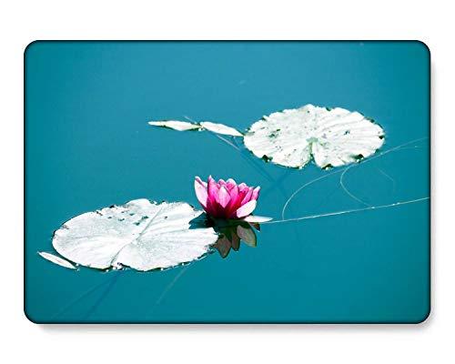 GangdaoCase Plastic Ultra Slim Light Hard Shell Case Cut Out Design for MacBook Air 11 Inch 11.6' A1370/A1465 (Flower A 0577)