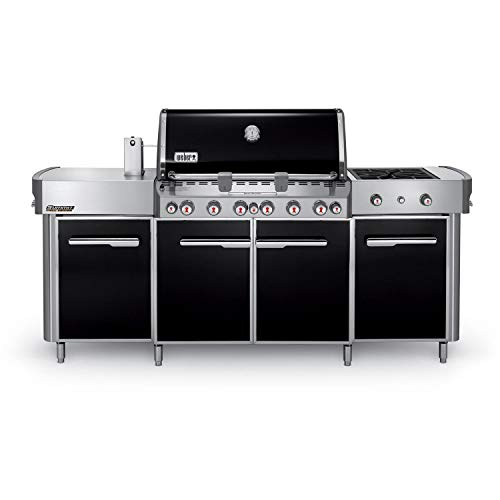 WEBER Summit Black Natural Gas Grill