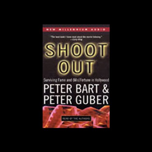 Shoot Out audiobook cover art